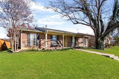 The Colony Single Family Home For Sale: 4729 Roberts Drive