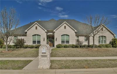 Weatherford Single Family Home For Sale: 2005 Maplewood Drive