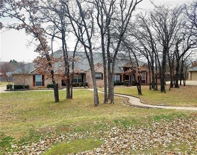 Burleson Single Family Home For Sale: 3409 Wild Oaks Court