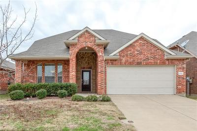 Forney TX Single Family Home For Sale: $255,000