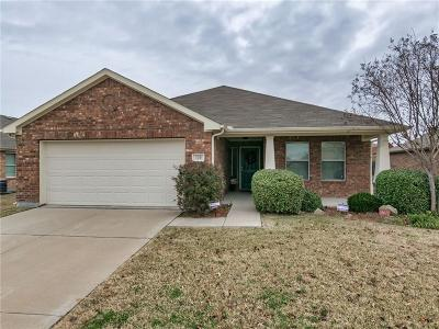 Forney Single Family Home For Sale: 120 Rambling Way
