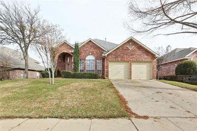 Bedford, Euless, Hurst Single Family Home For Sale: 904 Tennison Drive