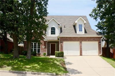 Lake Dallas Single Family Home For Sale: 523 Mattie Lane