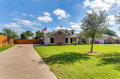 Waxahachie Single Family Home For Sale: 1036 Red River Drive