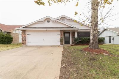 Fort Worth Single Family Home For Sale: 217 Chasmier Way