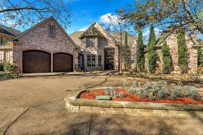 Addison Single Family Home For Sale: 14949 Oaks North Drive
