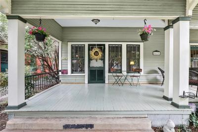 Dallas Single Family Home For Sale: 5623 Worth Street