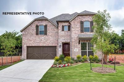 Denton County Single Family Home For Sale: 4437 Tall Knight Lane