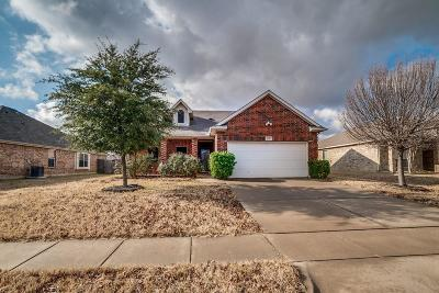 Burleson Single Family Home For Sale: 1121 Mourning Dove Drive