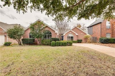 Keller Single Family Home For Sale: 624 Cherry Tree Drive