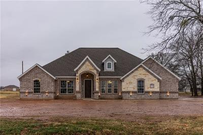 Springtown Single Family Home Active Option Contract: 173 Dobbs Trail
