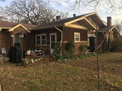 Wise County Single Family Home Active Kick Out: 1601 Halsell Street