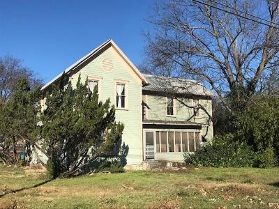 Hico Single Family Home For Sale: 210 S Elm Street
