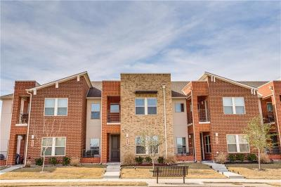 Dallas Townhouse For Sale: 325 Tonga Street