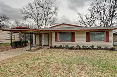Single Family Home For Sale: 11920 Oberlin Drive