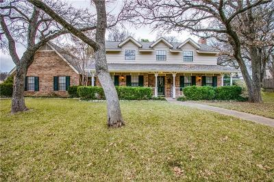 Tarrant County Single Family Home For Sale: 732 Sylvan Drive