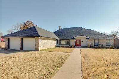 Richland Hills Single Family Home For Sale: 3132 Crites Street