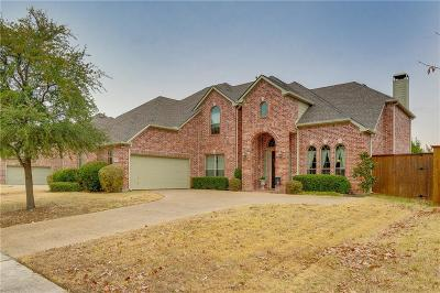 Sachse Single Family Home Active Option Contract: 6904 Canyon Meadow Drive