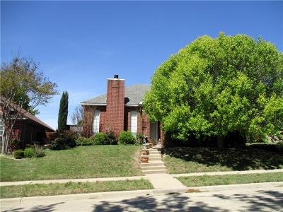 Rowlett Single Family Home For Sale: 1718 Northampton Drive