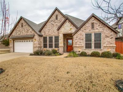 Tarrant County Single Family Home For Sale: 215 Park Place Court