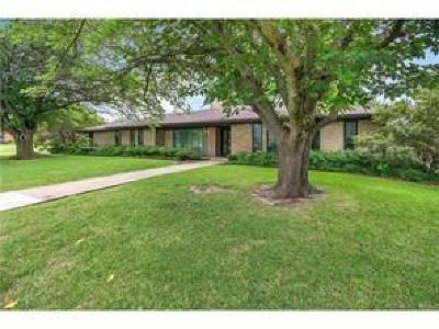 Sherman Single Family Home For Sale: 1602 Andy