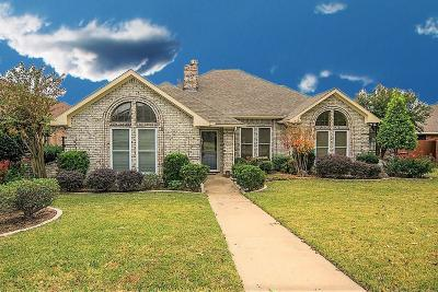 Carrollton Single Family Home For Sale: 1223 Pawnee Trail