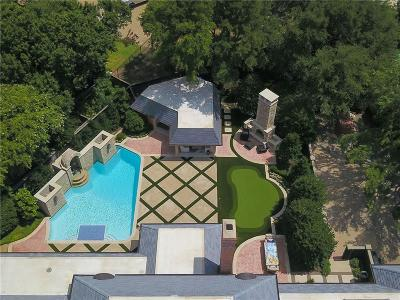 Fort Worth Single Family Home For Sale: 4421 Overton Crest Street