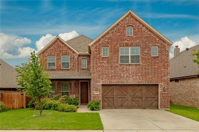 Tarrant County Single Family Home For Sale: 9356 Shoveler Trail