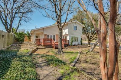 Irving Single Family Home For Sale: 204 Rochelle Boulevard