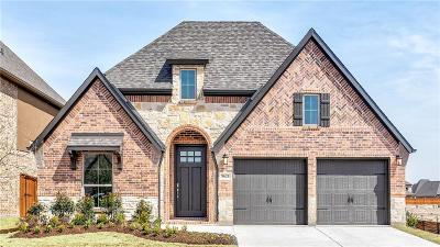 McKinney Single Family Home For Sale: 8624 Lake Arrowhead Trail