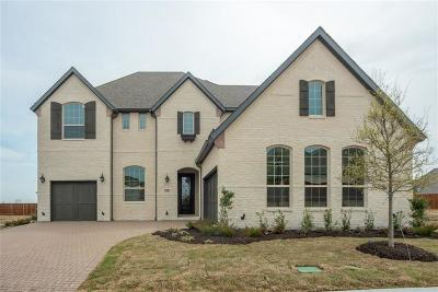 Prosper Single Family Home For Sale: 1000 Windrock Lane