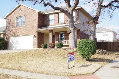 Fort Worth Single Family Home For Sale: 7573 Vanessa Drive