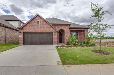 Fort Worth Single Family Home For Sale: 2721 Trinity Trail Way