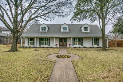 Single Family Home For Sale: 6938 Briar Cove Drive