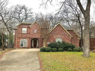 Collin County Single Family Home For Sale: 1632 Roma Lane