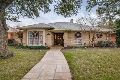 Dallas Single Family Home For Sale: 6146 La Cosa Drive