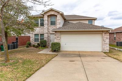 McKinney Single Family Home For Sale: 2600 Timberbrook Trail
