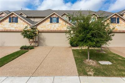 Garland Townhouse For Sale: 6607 Wildlife Trail