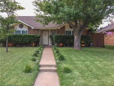 Single Family Home For Sale: 832 Plummer Drive
