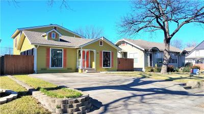 Single Family Home For Sale: 835 Woodlawn Avenue