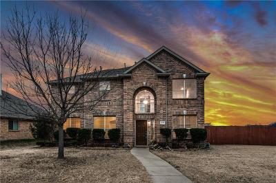 Frisco Single Family Home For Sale: 9445 Prestwick Drive