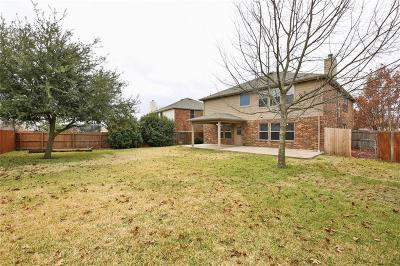 Forney Single Family Home For Sale: 333 Bayberry Trail