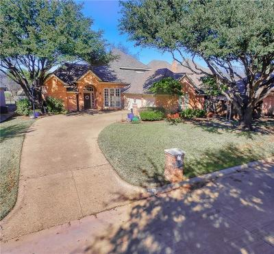 North Richland Hills Single Family Home For Sale: 4729 Greenway Court