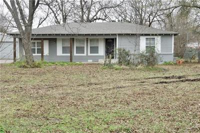 Terrell Single Family Home For Sale: 1302 Griffith Avenue
