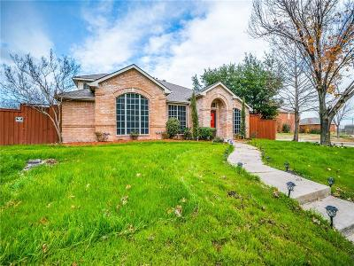 Mesquite Single Family Home For Sale: 2917 Fowler Court