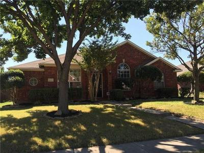 Frisco Residential Lease For Lease: 10317 Ashmont Drive