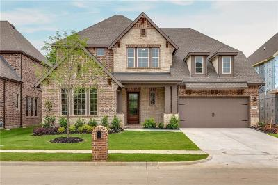 McKinney Single Family Home For Sale: 6508 Alderbrook Place