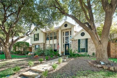 Plano  Residential Lease For Lease: 4676 Reunion Drive
