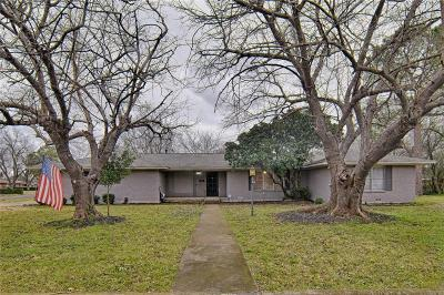 North Richland Hills Single Family Home For Sale: 4616 Catchin Drive