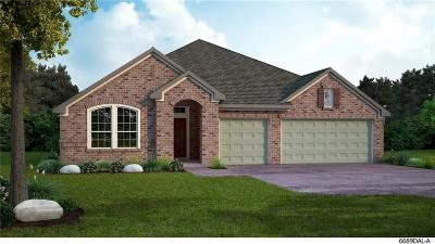 Tarrant County Single Family Home For Sale: 7512 Pondview Lane